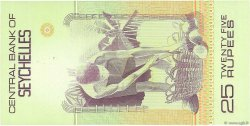 25 Rupees SEYCHELLES  1983 P.29a NEUF