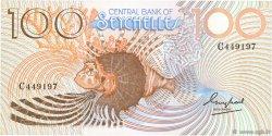 100 Rupees SEYCHELLES  1983 P.31a SPL