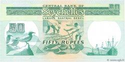 50 Rupees SEYCHELLES  1989 P.34 pr.NEUF