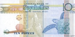 10 Rupees SEYCHELLES  1998 P.36b pr.NEUF