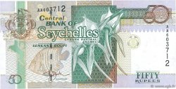 50 Rupees SEYCHELLES  1998 P.38a NEUF