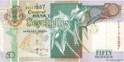 50 Rupees SEYCHELLES  1998 P.38b TTB