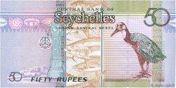 50 Rupees SEYCHELLES  2011 P.42 NEUF