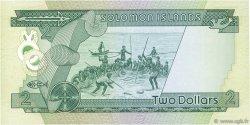 2 Dollars ÎLES SALOMON  1977 P.05a NEUF