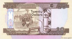 20 Dollars ÎLES SALOMON  1981 P.08 pr.NEUF
