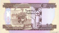 20 Dollars ÎLES SALOMON  1984 P.12 NEUF
