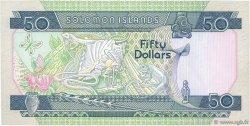 50 Dollars ÎLES SALOMON  1986 P.17a NEUF