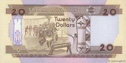 20 Dollars ÎLES SALOMON  1997 P.21 NEUF