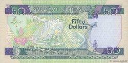 50 Dollars ÎLES SALOMON  1997 P.22 NEUF
