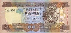 20 Dollars ÎLES SALOMON  2004 P.28a NEUF