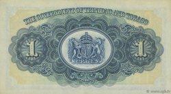 1 Dollar TRINIDAD et TOBAGO  1942 P.05c SUP
