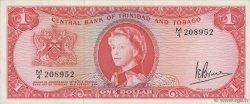 1 Dollar TRINIDAD et TOBAGO  1964 P.26c pr.NEUF