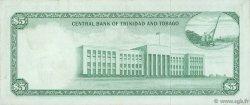 5 Dollars TRINIDAD et TOBAGO  1964 P.27b SUP