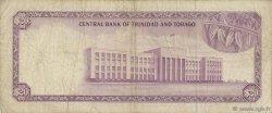 20 Dollars TRINIDAD et TOBAGO  1964 P.29b B+