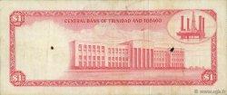 1 Dollar TRINIDAD et TOBAGO  1977 P.30a TB