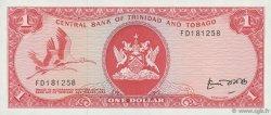 1 Dollar TRINIDAD et TOBAGO  1977 P.30b SPL