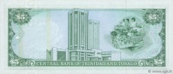 5 Dollars TRINIDAD et TOBAGO  1985 P.37a NEUF