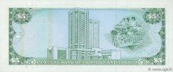 5 Dollars TRINIDAD et TOBAGO  1985 P.37b NEUF