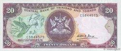 20 Dollars TRINIDAD et TOBAGO  1985 P.39b NEUF