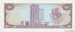 20 Dollars TRINIDAD et TOBAGO  1985 P.39d SUP
