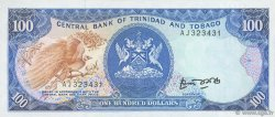 100 Dollars TRINIDAD et TOBAGO  1985 P.40a NEUF