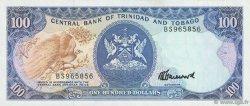 100 Dollars TRINIDAD et TOBAGO  1985 P.40c NEUF