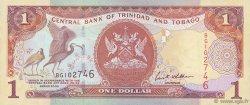 1 Dollar TRINIDAD et TOBAGO  2002 P.41b NEUF