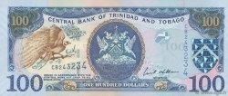 100 Dollars TRINIDAD et TOBAGO  2006 P.51 pr.NEUF