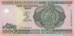 1000 Vatu VANUATU  2002 P.10a NEUF