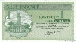 1 Gulden SURINAM  1984 P.116h NEUF