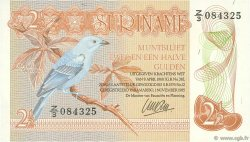2,5 Gulden SURINAM  1985 P.119a SPL
