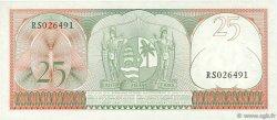 25 Gulden SURINAM  1963 P.122 NEUF