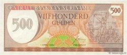 500 Gulden SURINAM  1982 P.129 NEUF