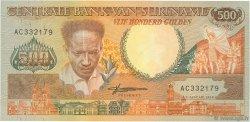 500 Gulden SURINAM  1988 P.135b NEUF