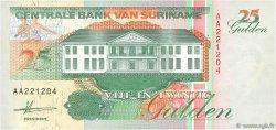 25 Gulden SURINAM  1991 P.138a pr.NEUF