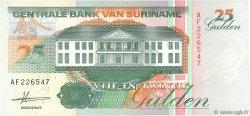 25 Gulden SURINAM  1991 P.138a SUP
