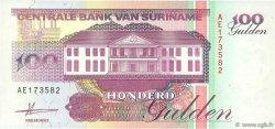 100 Gulden SURINAM  1991 P.139a NEUF