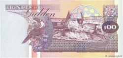 100 Gulden SURINAM  1998 P.139b NEUF