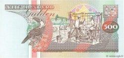 500 Gulden SURINAM  1991 P.140 pr.NEUF