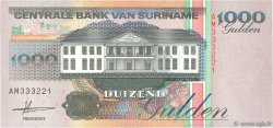 1000 Gulden SURINAM  1993 P.141a SUP+