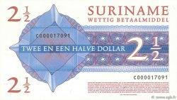 2,5 Dollars SURINAM  2004 P.156 NEUF