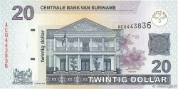 10 Dollars SURINAM  2004 P.159 pr.NEUF