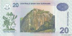 20 Dollars SURINAM  2004 P.159 SPL