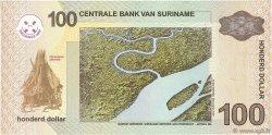 100 Dollars SURINAM  2004 P.161 NEUF
