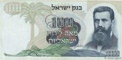 100 Lirot ISRAËL  1968 P.37d TB