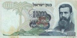 100 Lirot ISRAËL  1968 P.37d B