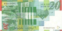 20 New Sheqalim ISRAËL  1998 P.59a TTB
