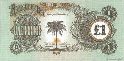 1 Pound BIAFRA  1968 P.05b NEUF