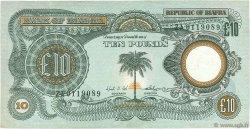 10 Pounds BIAFRA  1968 P.07a TTB+