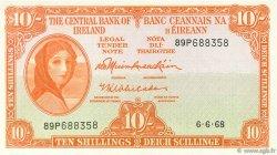 10 Shillings IRLANDE  1968 P.063a pr.NEUF